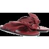 JIL SANDER Leather sandals - Sandalen -