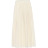 JIL SANDER Pleated midi skirt - Skirts -