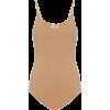JIL SANDER Stretch bodysuit - Uncategorized -