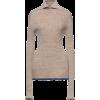 JIL SANDER beige neutral sweater - Puloverji -