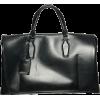 JIL SANDER black bag - Hand bag -