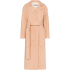 JIL SANDER collared belted long coat - Giacce e capotti -