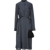 JIL SANDER grey dress - Obleke -