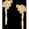 JIL SANDER leaves earrings - Earrings -