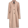 JIL SANDER pink coat - Jacket - coats -
