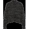 JIL SANDER wool blend sweater - Pullovers -