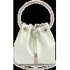JIMMY CHOO  Bon Bon crystal-embellished - Clutch bags -