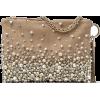 JIMMY CHOO CALLIE Black Suede Clutch Bag - Clutch bags - 2.18€  ~ $2.53