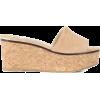 JIMMY CHOO Deedee 80 suede platform slid - Sandals -