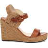 JIMMY CHOO Delphi 100 espadrille wedge s - Wedges -
