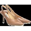 JIMMY CHOO Escarpins Ivy 85 en cuir - Classic shoes & Pumps -
