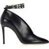 JIMMY CHOO Lark 100 leather pumps - Klasični čevlji -