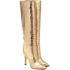 JIMMY CHOO Mavis 100 leather knee-high b - Botas -