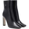 JIMMY CHOO Minori 100 mock-croc leather - Boots -