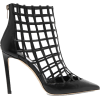 JIMMY CHOO Sheldon 100 cutout leather an - Classic shoes & Pumps -