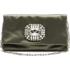 JIMMY CHOO Titania crystal-embellished s - ハンドバッグ -