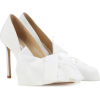 JIMMY CHOO X Off-White Mary Bow 100 pump - Klassische Schuhe -