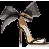JIMMY CHOO bow embellished sandal - Sandali -