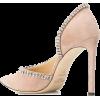JIMMY CHOO pink Lilian 10 - Zapatos clásicos -