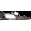 JIMMY CHOO point-toe flats - Sandale -