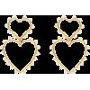 JOANNA LAURA CONSTANTINE gold-plated pea - 耳环 -