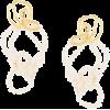 JOANNA LAURA CONSTANTINE pearl-embellish - Aretes -