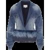 JOHANNA ORTIZ Jose Clemente denim jacket - Jaquetas e casacos - $995.00  ~ 854.59€