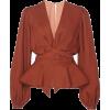 JOHANNA ORTIZ puff sleeve blouse - Shirts -