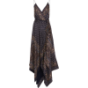 JONATHAN SIMKAI wrap satin dress - Dresses -
