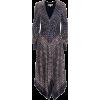 JONATHAN SIMKHAI,Floral faille dress - Vestiti -