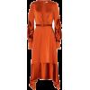 JONATHAN SIMKHAI Satin midi dress - Vestidos - $795.00  ~ 682.81€
