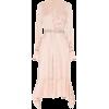 JONATHAN SIMKHAI Silk-blend jacquard mid - Dresses -