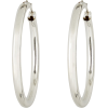 JORDAN ROAD JEWELRY Jacquie Hoop Earring - Earrings -