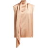 JOSEPH  Birley draped satin-crepe blouse - Shirts -