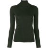 JOSEPH turtle-neck fitted top 255 € - Pullovers -