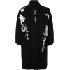 JOSIE NATORI Peacock embroidered felted - Jacket - coats -