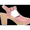 JOYCE t-strap clogs sandal - Sandals -