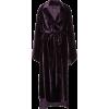 JUAN CARLOS OBANDO velvet coat - Kurtka -