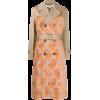 JUNYA WATANABE floral jacquard trench co - Jacket - coats -