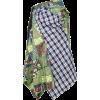 JUNYA WATANABE patchwork sirt - Skirts -