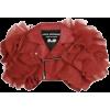 JUNYA WATANABE red cropped jacket - Jacket - coats -