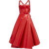 JUNYA WATANABE red faux leather dress - Dresses -