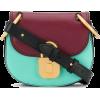 JUST CAVALLI padlock clasp shoulder bag - Torbice -