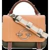 JW ANDERSON Disc satchel bag - Hand bag -