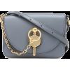 JW ANDERSON Keyts Nano leather shoulder - Почтовая cумки - 645.00€
