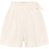 JW ANDERSON Linen and silk shorts - Shorts -
