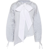 JW ANDERSON Pleated blouse - Long sleeves shirts -