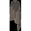 JW ANDERSON cross wrap cape coat - Jacket - coats -