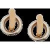 JW ANDERSON double link earrings - 耳环 - $263.00  ~ ¥1,762.19
