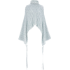 JW ANDERSON kimono-sleeve knitted jumper - Puloverji -